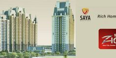 Saya Zion Saya Buildcon is an assumed name in area change, advancement and in like manner the indication of lavishness, quality and commitment. Saya Group presents to you the most standard undertaking Saya Zion, set at Greater Noida West