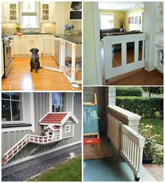 Top 27 DIY Ideas How to Make a Perfect Living Space for Pets - These are amazing pet living ideas for any home!
