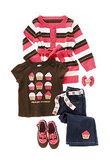 Love CRAZY 8 kids clothes!