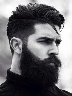 Chris john Millington beards men's fashion