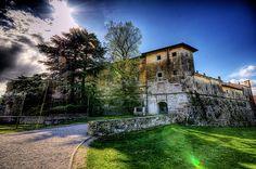 Friuli Venezia Giulia Castello di Gradisca d'Isonzo GO    #TuscanyAgriturismoGiratola