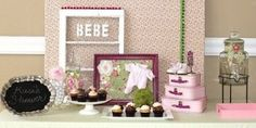 Shabby Chic Baby Shower
