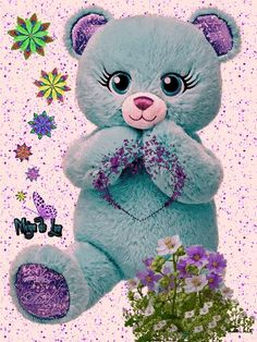 Gifts animados simpson 17 ideas for 2019 Hug Gif, Gif Animé, Animated Gif, Love You Gif, Love You Images, Teddy Bear Quotes, Teddy Beer, Bear Gif, Teddy Pictures