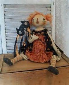 Primitive Halloween decorations - Bing Images