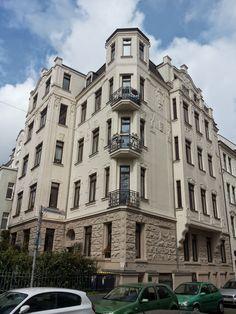 Deutschlands schönste Altbauten: Köln-Neustadt-Nord 2., Jugendstil, Altbau, Gründerzeit, Barock, Fassade