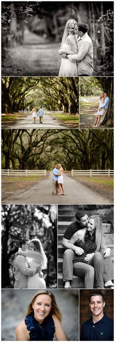 Love these engagement photos shot in Savannah by Scott Hopkins Photography! Breathtaking!