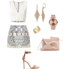 #polyvore #outfit #style #fashion