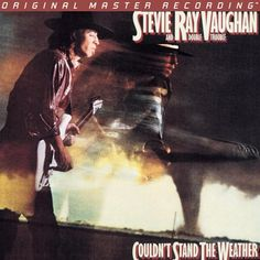 Stevie Ray Vaughan - Couldn't Stand the Weather on Numbered, Limited Edition Hybrid SACD from Mobile Fidelity