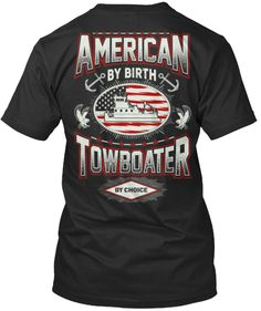 4TH OF JULY - TOWBOATERS TEES
