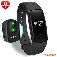 Special Offers - Fitness Tracker with Heart Rate Monitor YAMAY Bluetooth Smart Bracelet Band Touch Screen Activity Tracker Pedometer Caller ID Text Message Alarm Calories Burned Sleep for Android iPhone Women Men - In stock & Free Shipping. You can save more money! Check It (September 08 2016 at 09:44AM) >> hrmrunningwatch.n... Women's Running Gadgets... http://www.ebay.com/sch/i.html?_from=R40&_trksid=p4712.m570.l1313.TR6.TRC1.A0.H0.Xsmart+watch+for+women.TRS1&_nkw=smart+watch+for+wom...