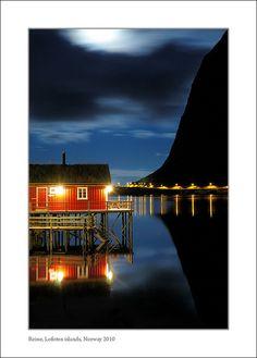 Reine, Lofoten 1 by alexring, via Flickr