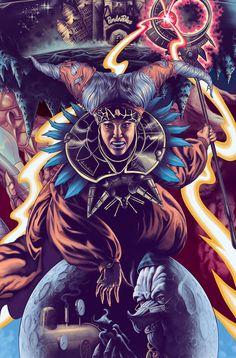 Mighty Morphin Power Rangers variant cover by StevenJamesMorris on DeviantArt Power Rangers Fan Art, Power Rangers Comic, Power Rangers In Space, Comic Books Art, Comic Art, Book Art, Dragon Ball Z, Rita Repulsa, Evil Villains