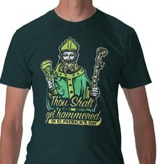 Listen to Saint Patrick!