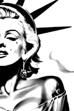 y Marilyn Monroe Pop Art Marilyn Monroe Pop Art, Marilyn Monroe And Audrey Hepburn, Marilyn Monroe Tattoo, Pop Art Pictures, Gothic Fantasy Art, Most Beautiful Faces, Arte Pop, Norma Jeane, My Idol