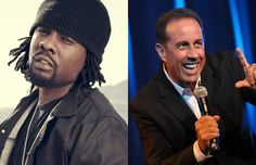 """Wale and Jerry Seinfeld Are Working on """"The Album About Nothing"""" Because 2013 Is Insane"""