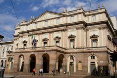 Scala Opera House, Milano.