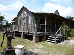 Pioneer Village and Museum...Florida cracker house, gen. store, school house, etc. On nature preserve. $5/$2 In Kissimmee
