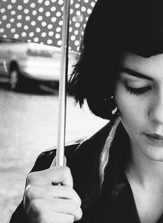 Audrey Tautou...my fav! And style!
