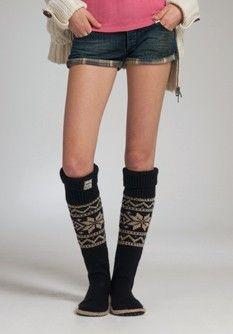 Chalet Socks. Superdry