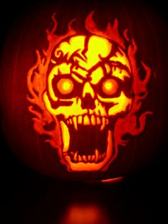 2010-Fiery Skull | Flickr - Photo Sharing!