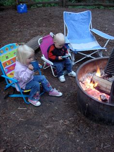 How to camp with kids (with 15 dont miss tips)