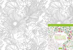 """Coloriage extrait de l'ouvrage Coloriage """"Inspiration Amazonie"""" paru aux Editions Dessain et Tolra. Téléchargez ce coloriage gratuit en cliquant ici :coloriage """"Inspiration Amazonie""""."""