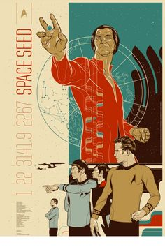cool Star Trek poster