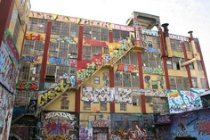 5 Pointz Artist Studio. Long Island City, Queens.  <3 <3 <3.  Freedom of Expression!