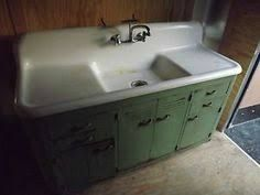 Antique white porcelain cast iron kitchen sink with double image result for vintage farmhouse sink workwithnaturefo