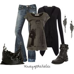 """Fame"" by kaseyofthefields on Polyvore"