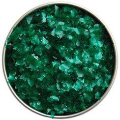 Emerald Edible Glitter - Layer Cake Shop