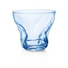 Pucharek do lodów i deserów 0,335 l   BORMIOLI ROCCO, Sorgente Blue
