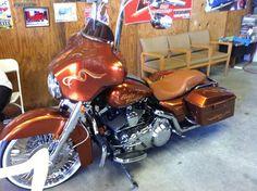 Hogs, Harleys, Baggers, Choppers - Page 399