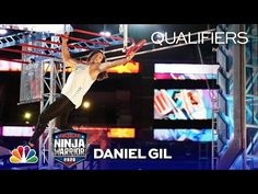 Daniel Gil Wants a Mega Wall Win - American Ninja Warrior Qualifiers 2020 - YouTube American Ninja Warrior, Wall, Youtube, Walls, Youtubers, Youtube Movies