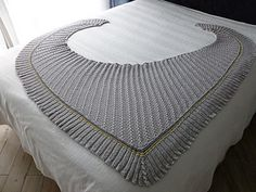 Soaring Eagle Shawl