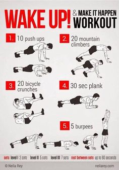 Goede workout