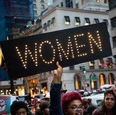 How a million women are uniting to march on Washington