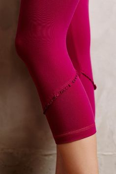 Pure + Good Compression Cropped Leggings - anthropologie.com