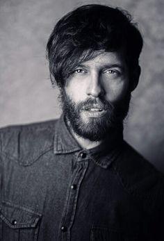 Model: Antonio Bordonaro Ph: Gabriele di Martino Beard Hipster