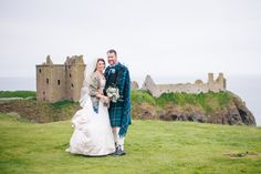 #DestinationWedding 's can be overwhelming but gorgeous! Get us involved! VisitScotland. Image James Kelly Photo