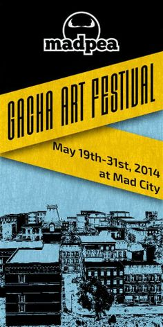 MadPea Gacha Art Festival http://maps.secondlife.com/secondlife/Da%20Vinci%20Isle/109/88/33