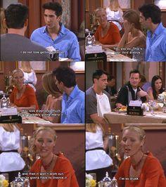 Plus folle que Rachel, moins relou que Monica, Phoebe malgré quelques petits soucis de santé mentale dans son enfance totalement désastreuse est la meilleure amie qu'un célibataire de 30 ans qui vit