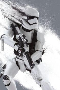Beautiful star wars art