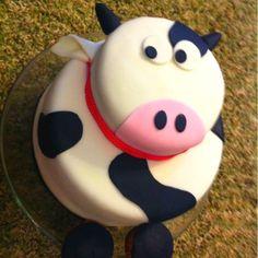 Cow's cake- Jaxson