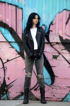 1313 Mockingbird Lane, Krysten Ritter, Jessica Jones, Vanity Fair, Kicks, Nyc, Actresses, Blazer, Female