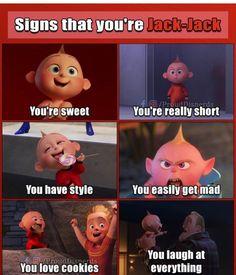 20 Best Jack Jack Images Jack And Jack The Incredibles Disney Pixar