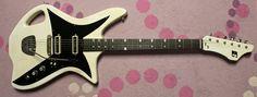 1966-guyatone guitar-  jA