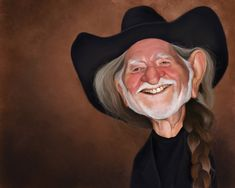 WILLIE NELSON _____________________________ Reposted by Dr. Veronica Lee, DNP (Depew/Buffalo, NY, US)