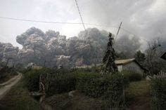 Indonesia's Deadly Volcanic Eruption