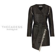 Szukasz oryginalnych ubrań w doskonałej cenie? Odwiedź sklep thecadess.com i skorzystaj z 25% rabatu na zimową kolekcję Thecadess @radekrocinski @piotrsalata #ShopOnlineThecadess #sale #SklepOnlineThecadess